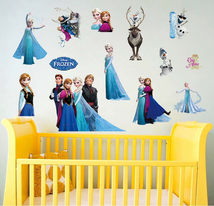 home decor online shopping in pakistan frozen family wall sticker shopping pakistan 13272